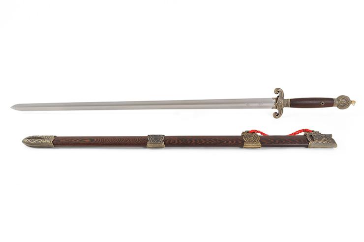 Épée Tai Ji, Tai Chi Qiankun - Rigide