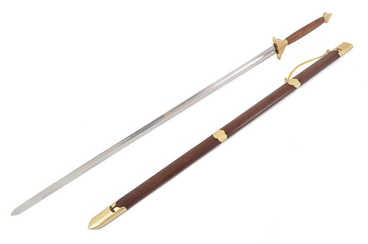 Espada dos manos 2, Semi-Rígida