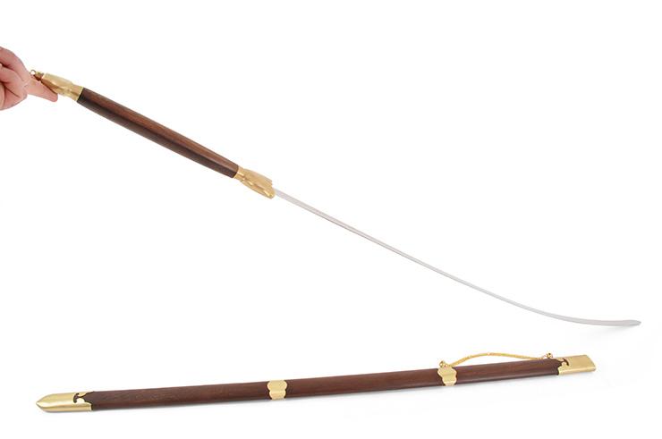 Épée à Deux Mains Haut de Gamme- Semi Rigide