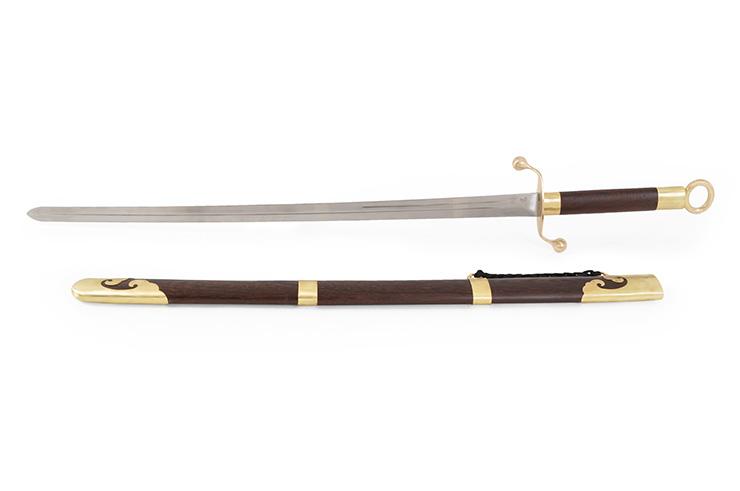 Tai Ji Broadsword Yang Style - Semi Rigid