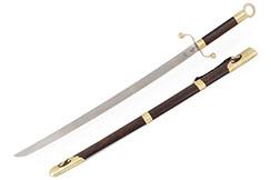 Tai Ji Broadsword Chen Style - Semi Rigid/Rigid