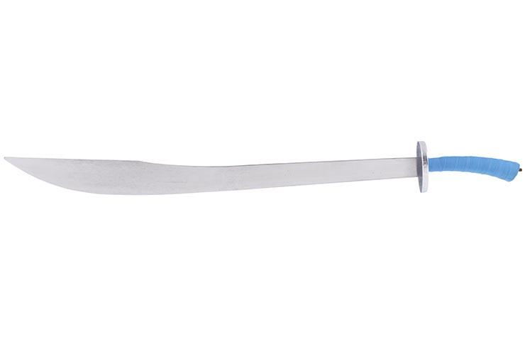 Sabre Wushu, Poignée Métal