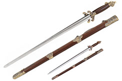 Double Straightsword Northern Style (Upper Range)