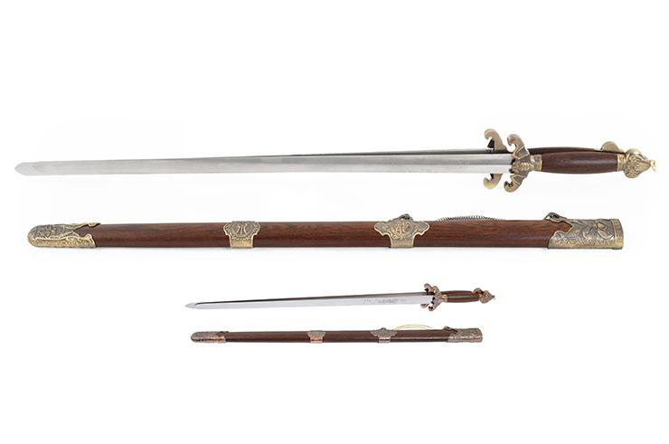 Double Épée Style du Nord (Haut de Gamme)
