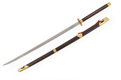 Miao Broadsword - Rigid