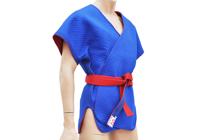Chinese Wrestling Vest 1 (Shuai Jiao)