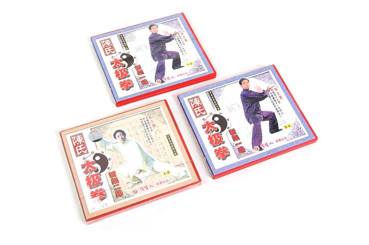 [VCD] Tai Ji Xin Jia Lu Chen Style