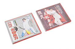 [VCD] Tai Ji Dao Y Jian – Estilo Chen (Espada y Sable)