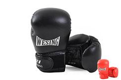 Guantes Niños Boxeo Chino Sanda, Wesing