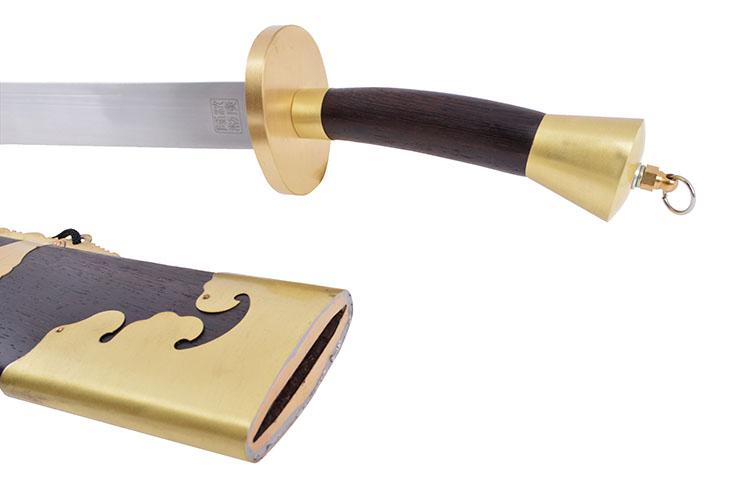 Sabre Traditionnel Inox, Lame Semi Flexible
