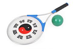 Tai Chi Racket (Tai Ji Bai Long), Yin Yang