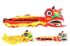 Lion Dance Costume, Southern Style (small model)