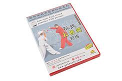 [DVD] Espada Taiji a Dos (Estilo Sun)