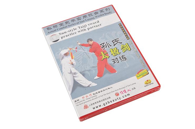 [DVD] Épée Taiji à deux (Style Sun)