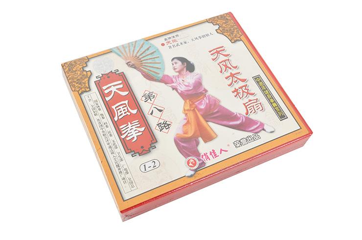 [VCD] Tai Ji Shan (Abánico) Tian Feng Quan