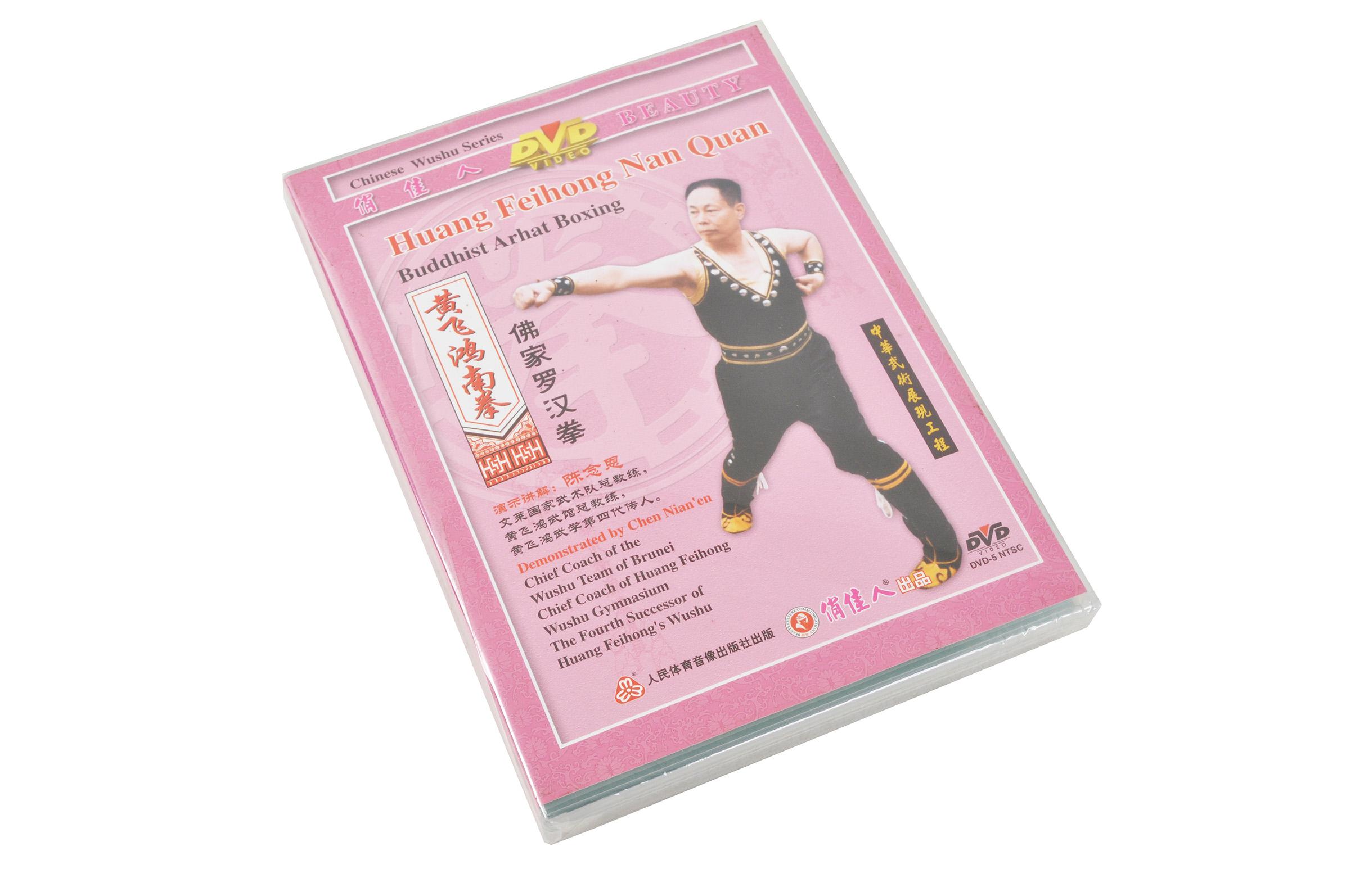 [DVD] Série Nan Quan - Boxe Bouddhiste