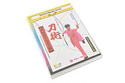 [DVD] Série Compétition Sabre (Dao Shu)