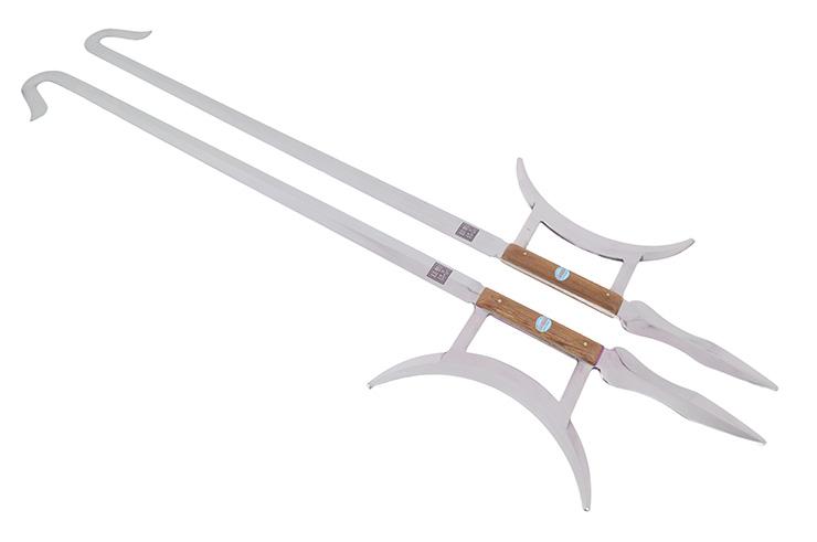 Twin Hook Swords «Shuang Gou», Jian Wang
