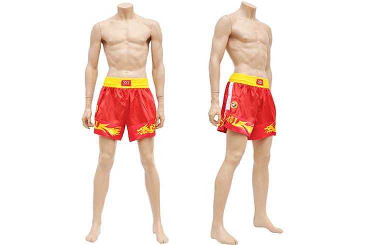 Tenue Sanda Boxe Chinoise Homme - Dragon, Wesing