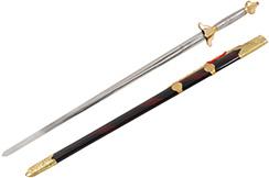 Espada moderna 'Guiding', Competición, Mango Acero Inoxidable
