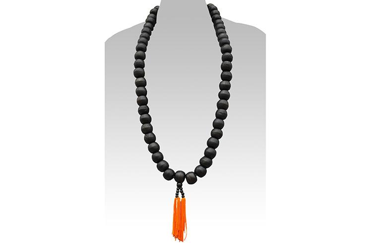 Mala, Collar Budista (Madera)