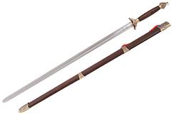 Épée Tai Ji, Tai Chi (Haut de gamme) - Rigide