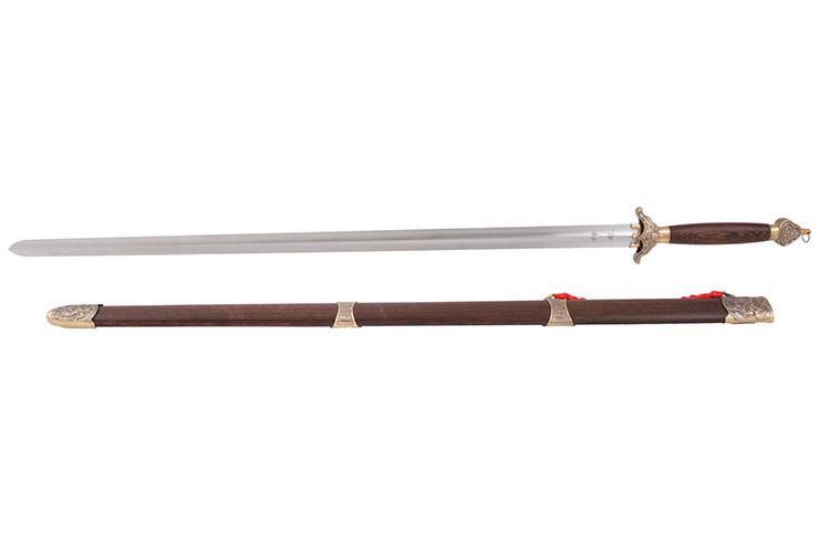 Tai Ji, Tai Chi Straightsword (Upper range) - Rigid