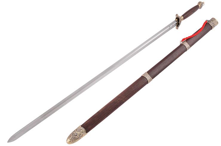 Épée Tai Ji, Tai Chi (Haut de gamme, Rigide)
