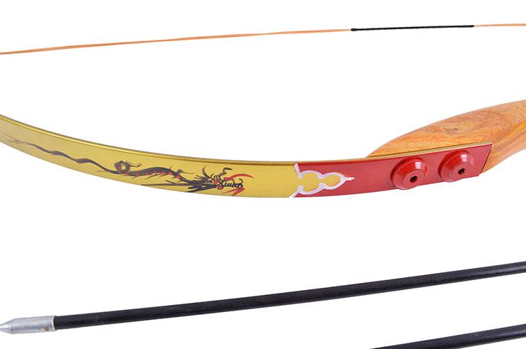 Arco tradicional chino (gama media)