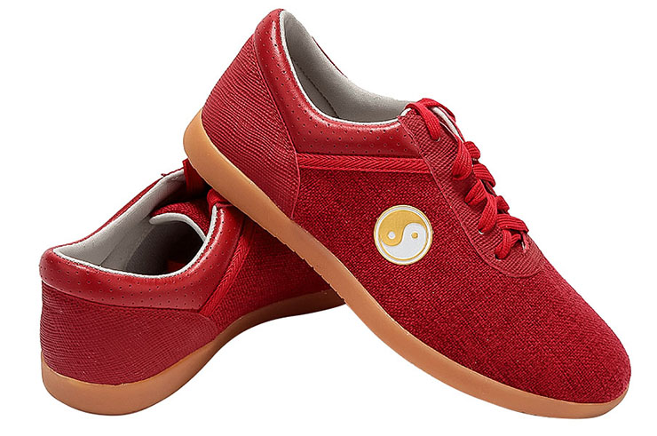 Chaussures Taiji JinJi, Colors - Rouge, Taille 36