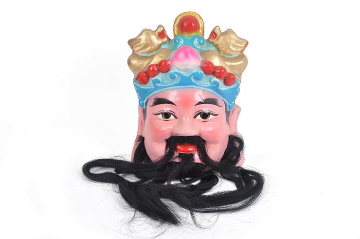 Cabeza de Felicidad 'Fu Lu Shou'