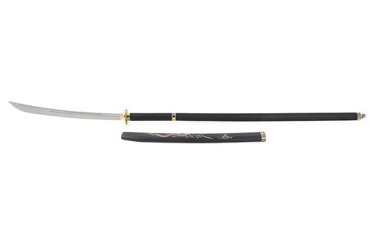 Naginata Da Kan Dao - Fine semi Aiguisée