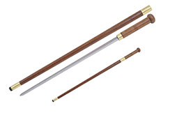 Sword-stick / Cane-Sword (Upper Range)