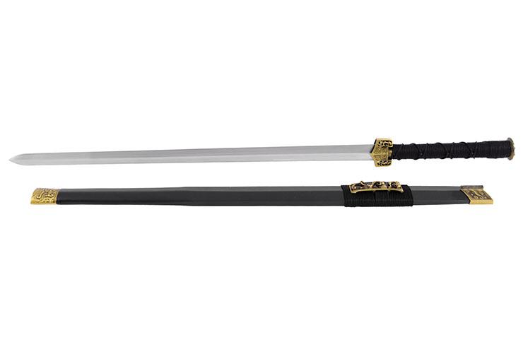Épée Han QuanHei, Rigide