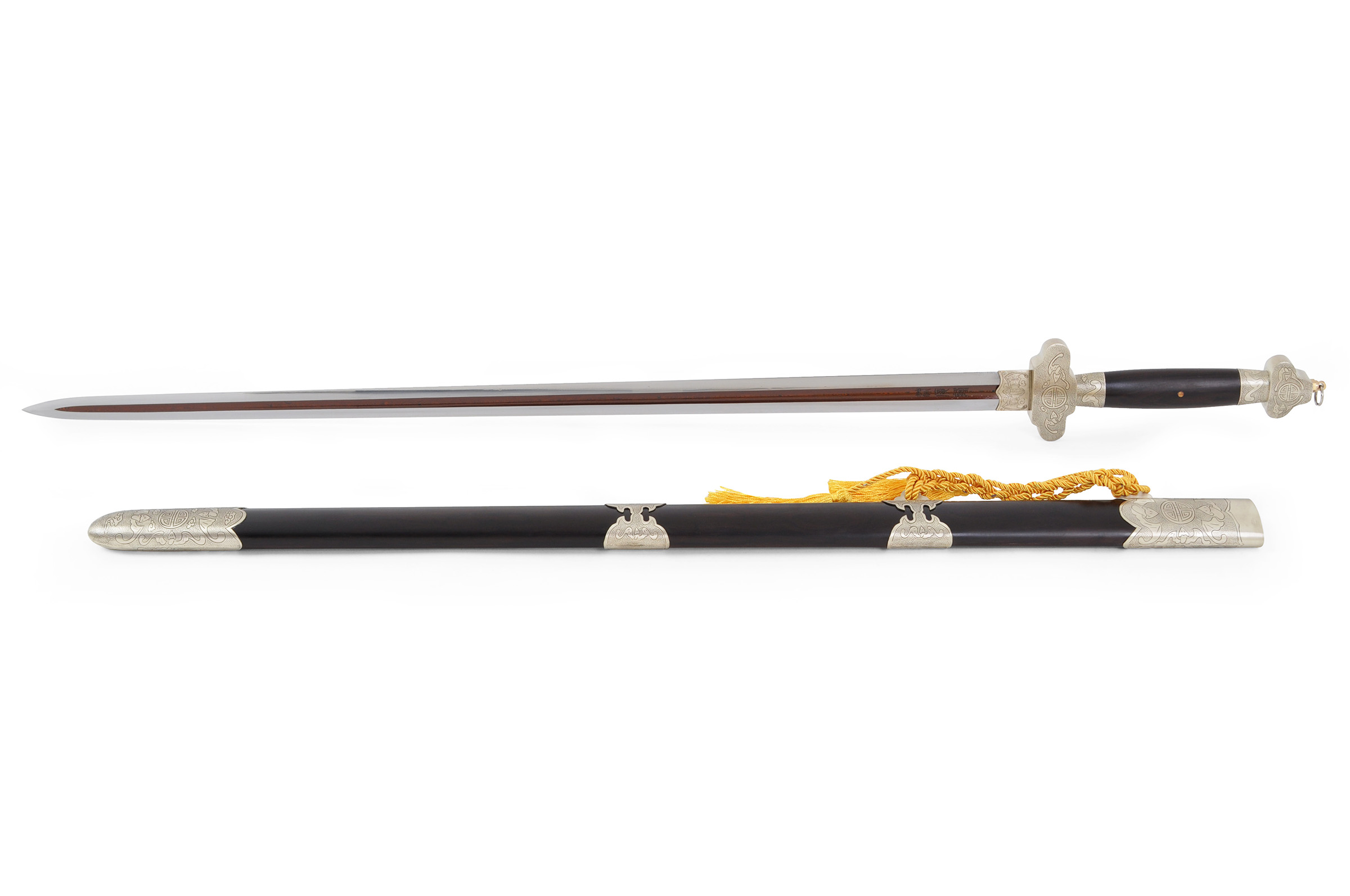 Épée Tai'e (Acier Damas)