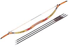 Arc Chinois Traditionnel (Haut de Gamme)