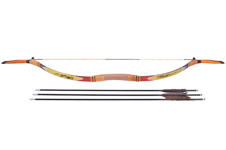 Chinese Traditional Bow (Upper Range)