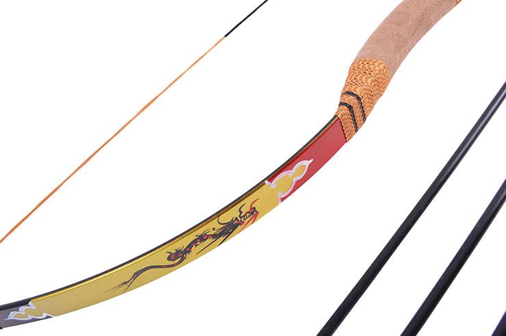 Arco tradicional chino (gama alta)