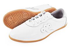 Chaussures Taiji «Qiankun» Blanches