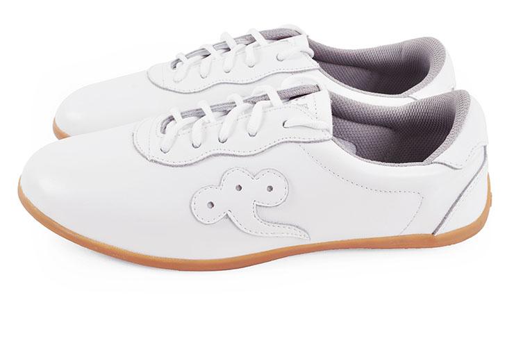 Qiankun Tai Ji Shoes, White