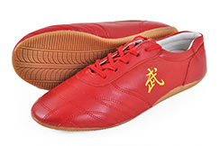Wu Taolu Shoes, Red