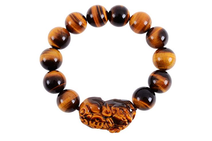 Tiger Eye Bracelet - Fortune