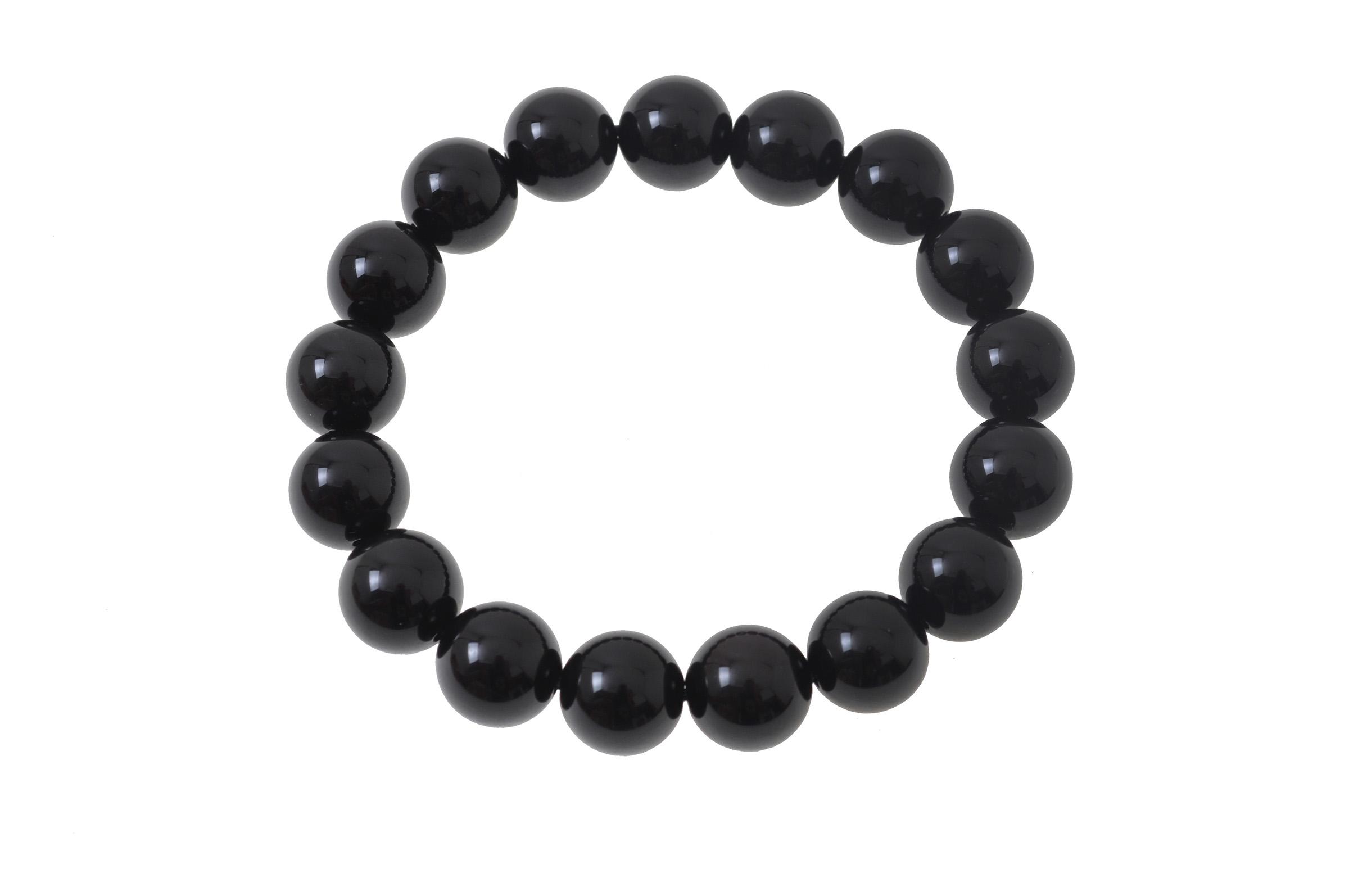 Bracelet, Obsidienne