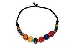 Collier, Couleurs de Chine