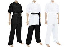 Tenue Chang Quan, Viscose+Coton