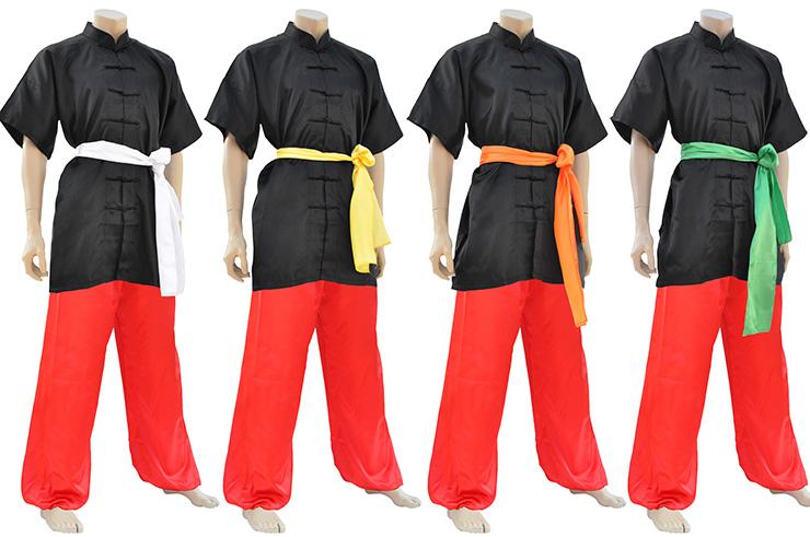 Tenue Chang Quan, Satin