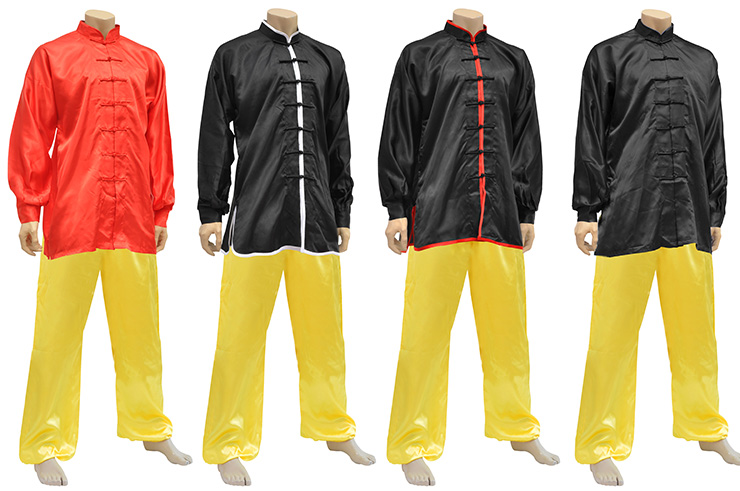 Tenue Tai Chi, Satin