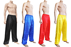 Kung-fu, Wushu Pants, Satin