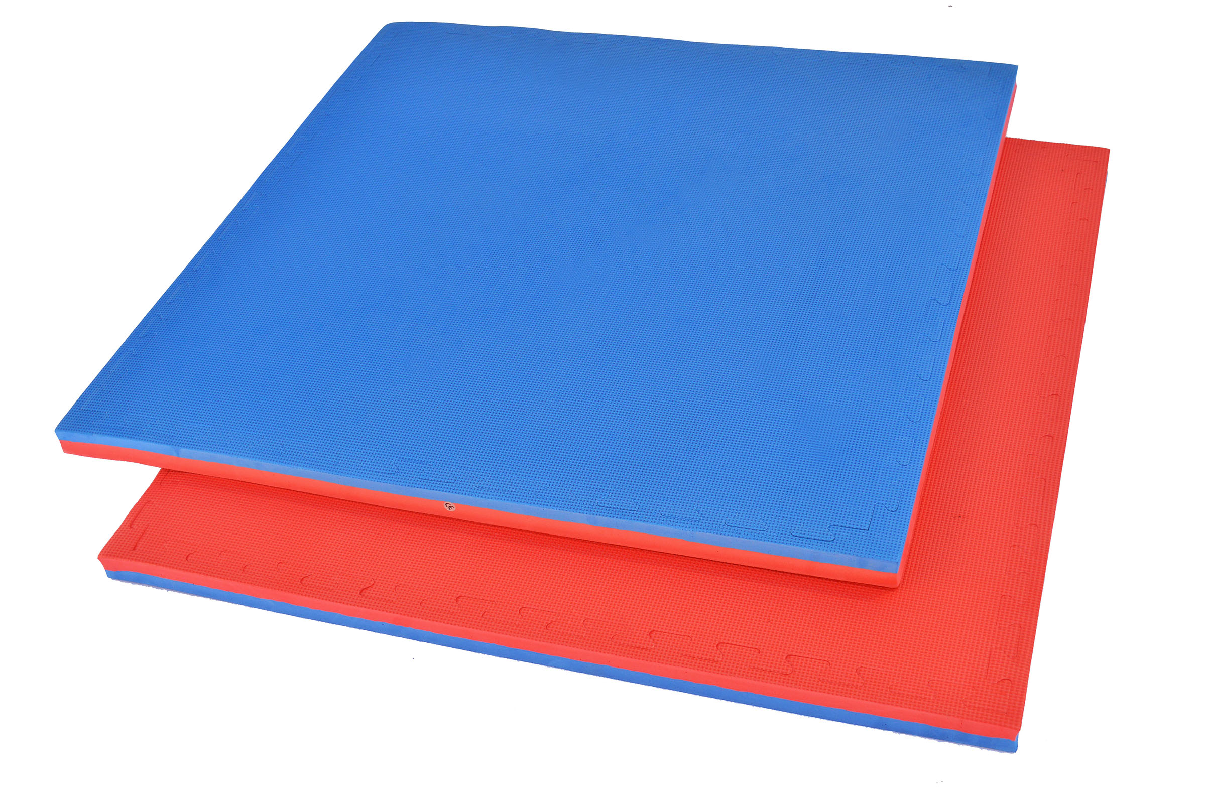 Puzzle Mat 4cm Blue Red Dragonsports Eu