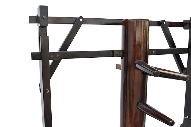 Wooden Dummy On Bracket, MS1-A